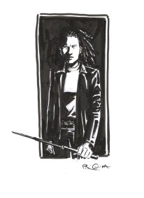 Agent 355 - Pia Guerra