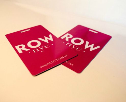 Row NYC Hotel Review: Row NYC Hotel Room Keys