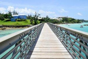 Bermuda Railway Trail biking with WeRide Bermuda