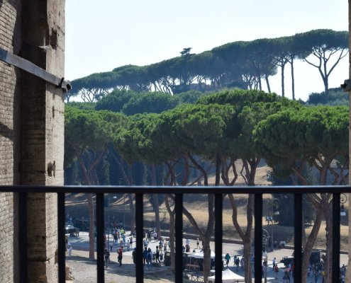 Rome Budget Travel Costs