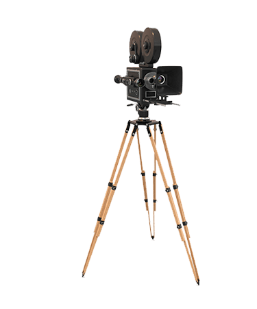 Old-Timey Video Camera