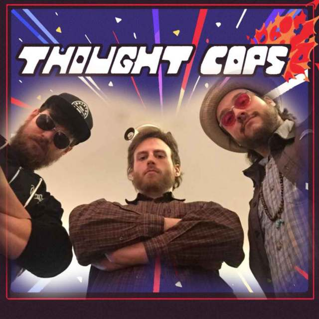 Thumbnail for episode 113 of Thought Cops featuring Bontrager