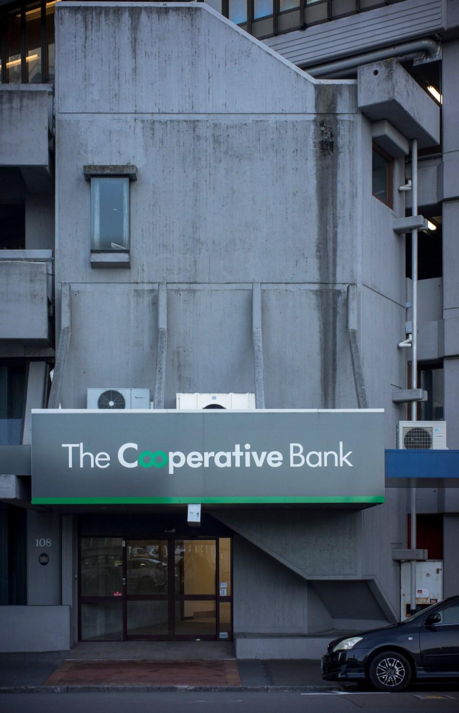 Coop Bank, Wellington