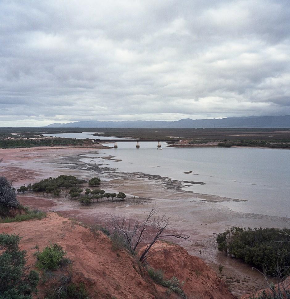railway bridge, Port Augusta