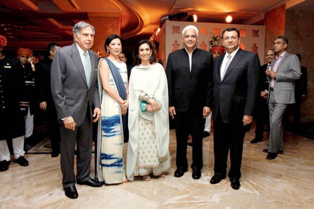 The Real Reason Why Cyrus Mistry Got Fired - Thoughtful India