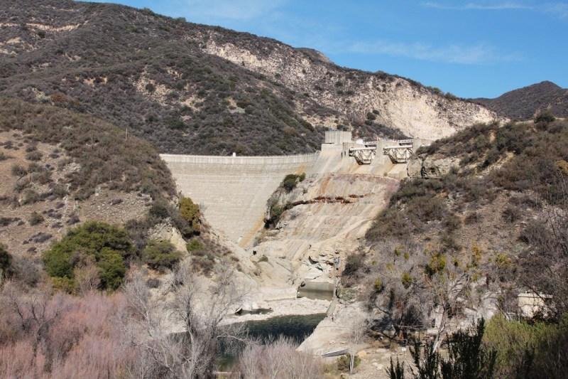 Gibraltar Dam