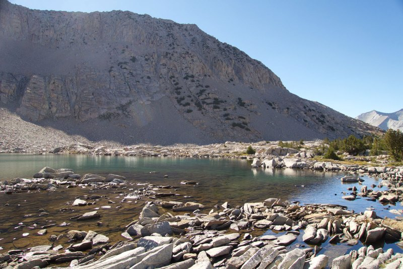 Lake Marjorie