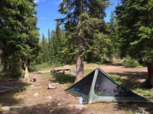 Camp night #1