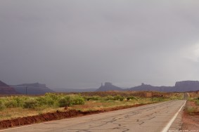 State Route 128 into Moab