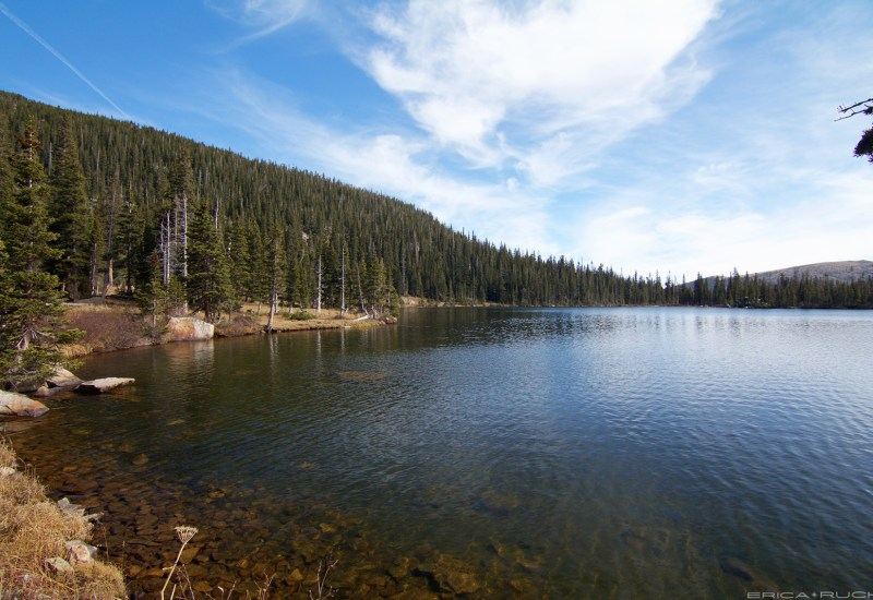Lower Crater Lakes
