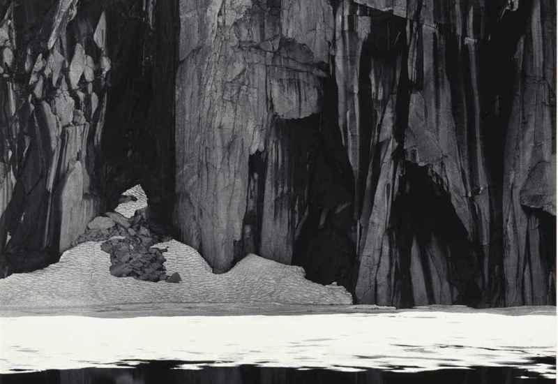 ansel_adams_frozen_lake_and_cliffs_sierra_nevada_california_1927_d5717361g