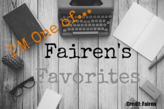 Fairen's Favorites Black and White