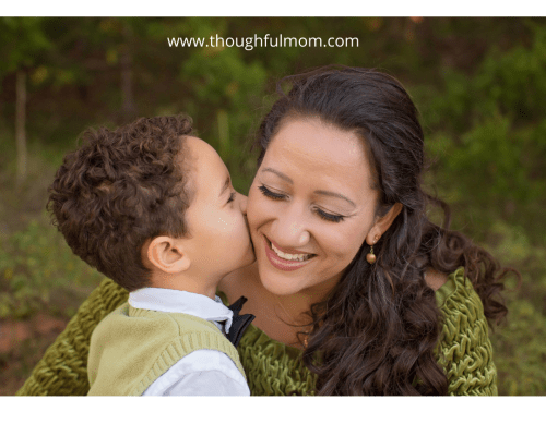 5 Daily Habits to be Active and Happy Mom.