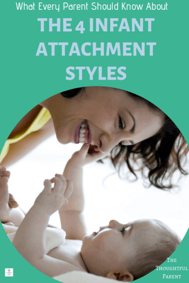 infant attachment styles