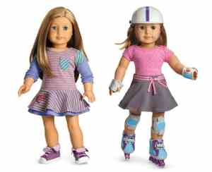 rent American girl sets