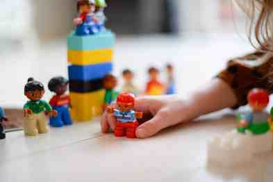 guided play and brain development