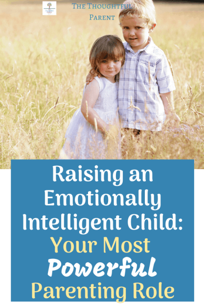 what is emotional intelligence in early childhood