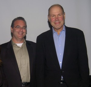 Peter Winick And Michael Eisner