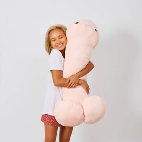 Say Hi To Your New Boyfriend: Jumbo Pierre The Willy Pillow
