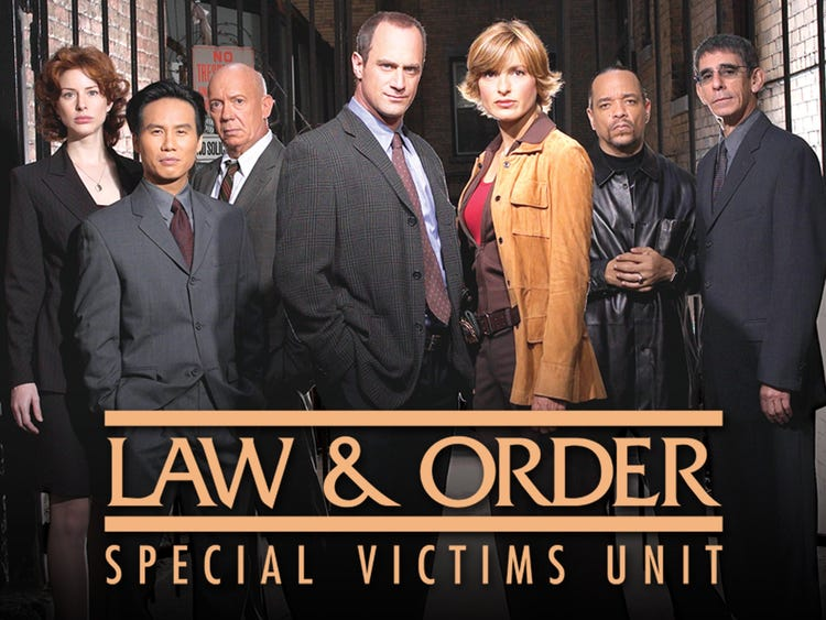 Writer Says 'Law & Order' Should Be Canceled Because Of Its Positive Portrayal Of Cops
