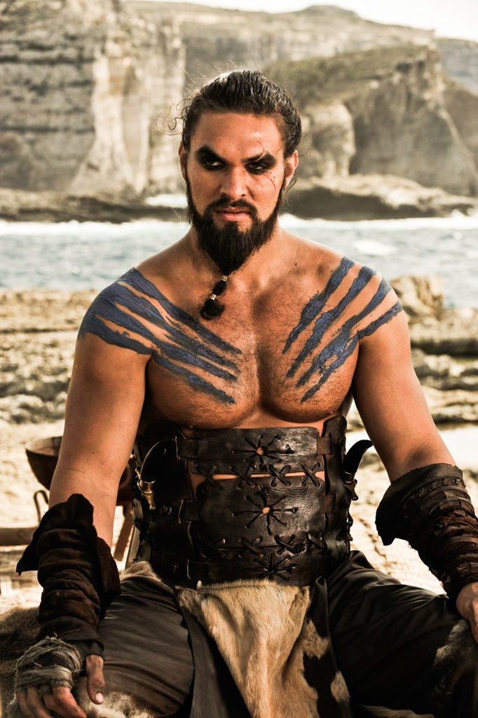 26 Facts About The Sultry 'Game Of Thrones' Stud, Jason Momoa