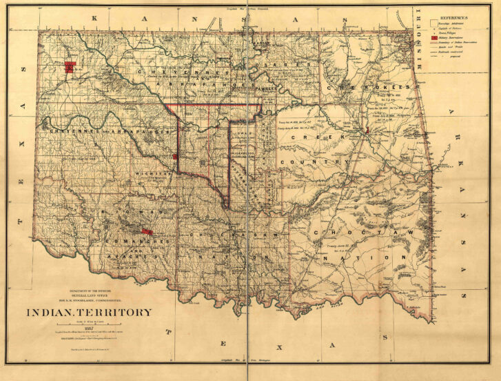US Supreme Court Rules Half Of Oklahoma Is Native American Land