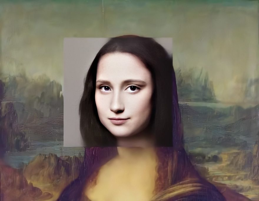 Artist Uses Neural Networks To Generate Realistic Faces Of People From 7 Famous Paintings