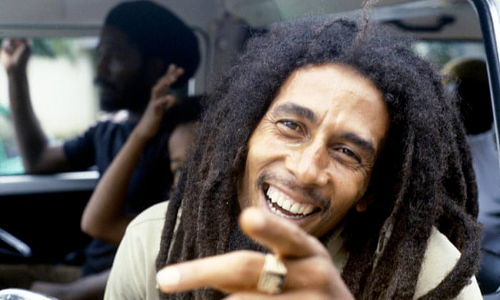 what's the deal with bob marley's music being downloaded more since covid-19 began?