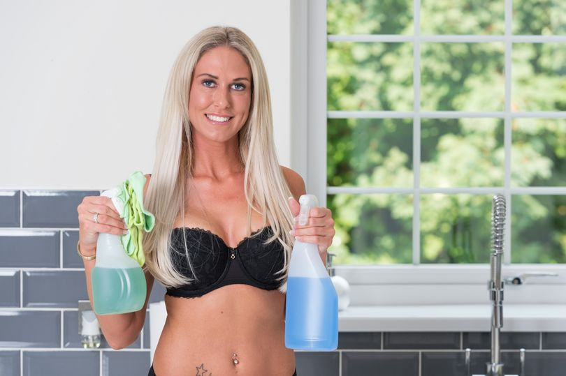 2020 lockdown has business booming for naked cleaning company