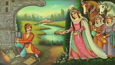 3 ancient love stories from persia