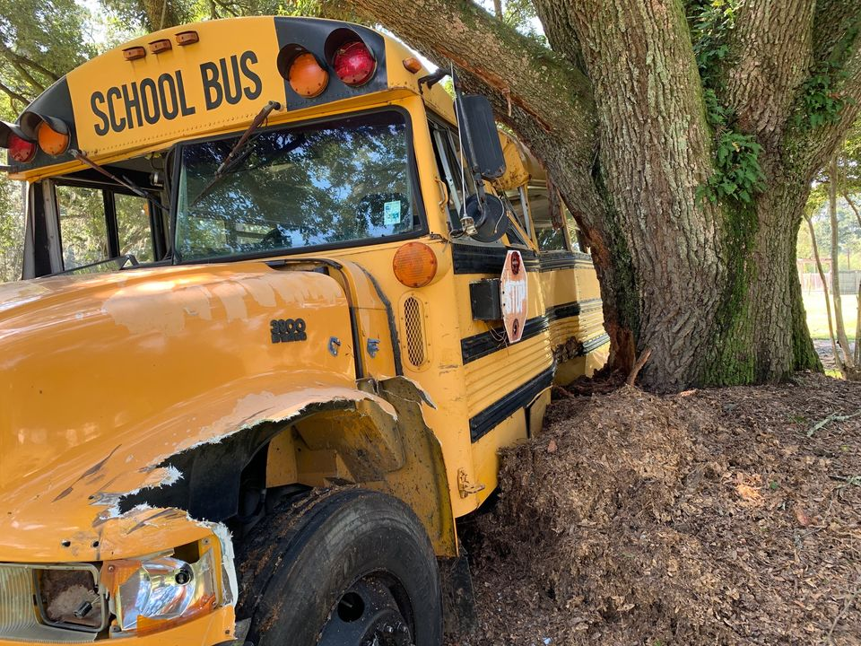 11-Year-Old Steals School Bus And Flips Off The Police During A High-Speed Chase In Louisiana, Police Say