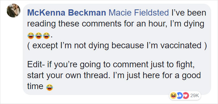 Anti-Vaxxer Asks For Measles Protection Advice, And The Internet Delivers