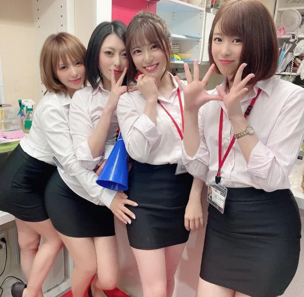 JAV Company Opens 'Adult Theme Park,' Staffed Entirely By Adult Film Stars