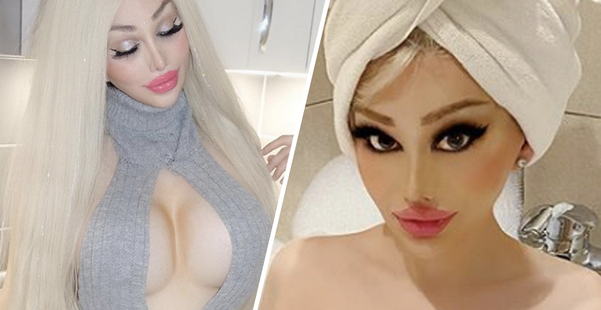 woman, 22, who spent £75k on plastic surgery says she's 'too hot to work'