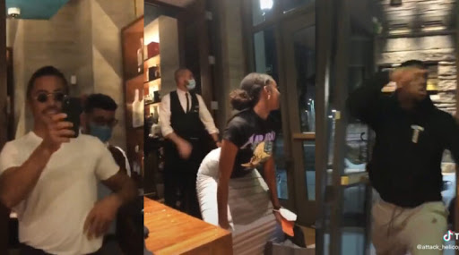 salt bae's boston restaurant shut down after viral twerk video on tik tok