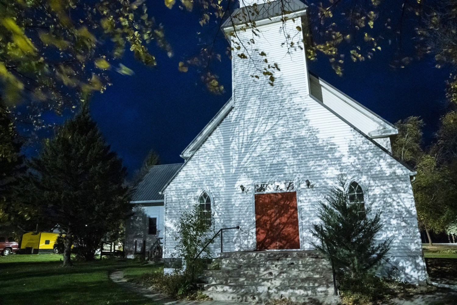 after permit approved for whites-only church, small minnesota town insists it isn't racist