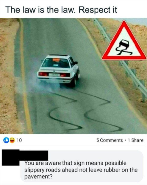 'to be smart people' who didn't get the joke