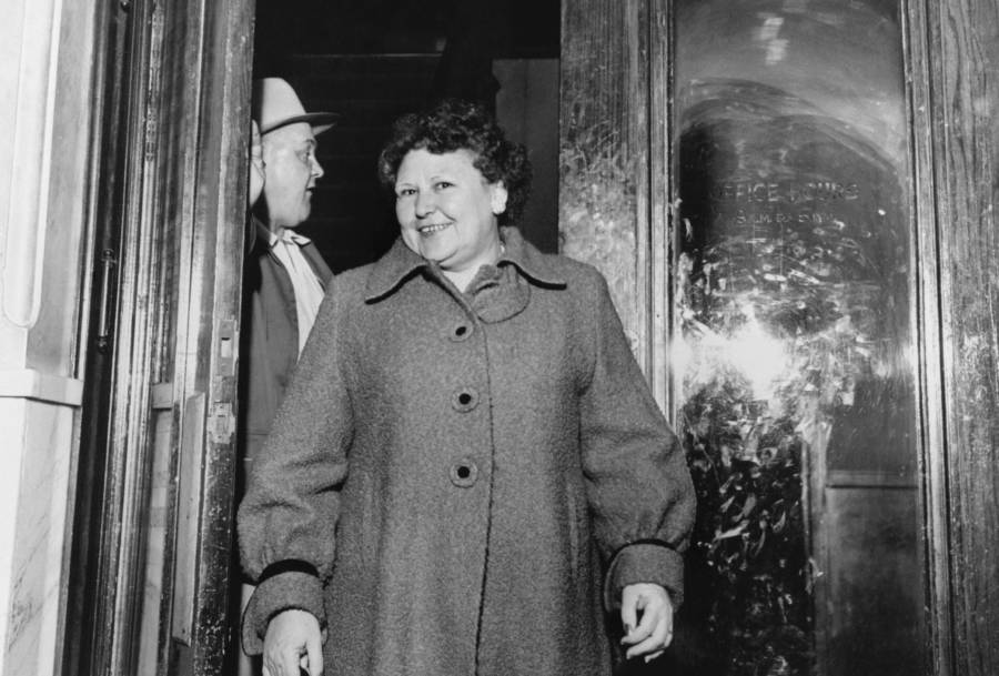nannie doss spent decades murdering relatives and husbands