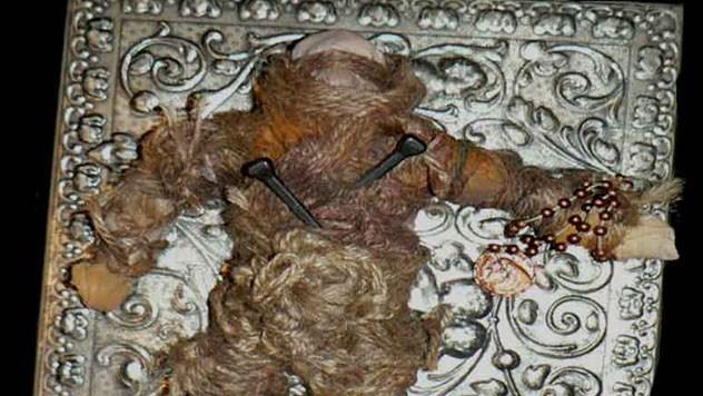 6 real-life haunted dolls