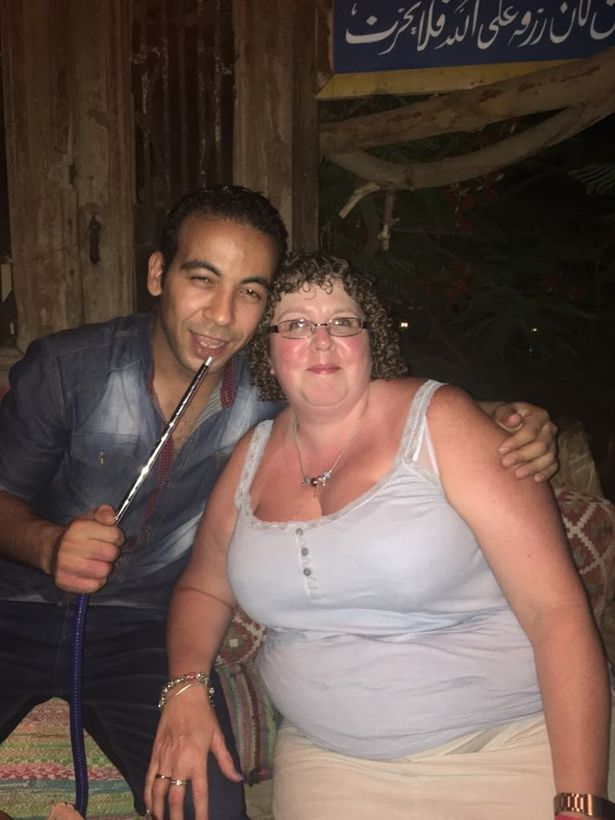 woman, 45, gutted after toyboy, 24, pockets her money, calls her 'old' and leaves