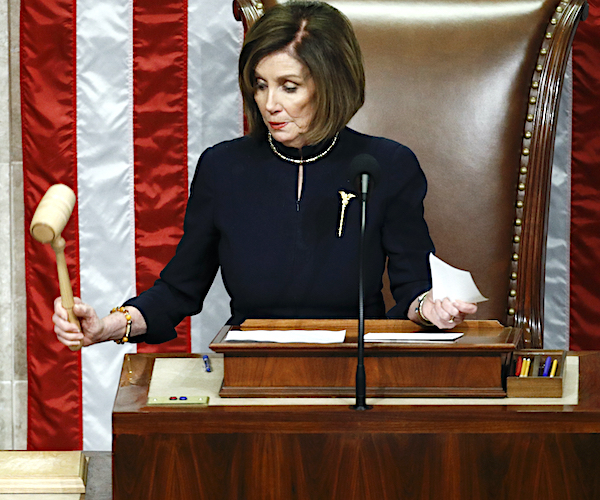 pelosi used shuttered san francisco hair salon for blow-out, owner calls it 'slap in the face'