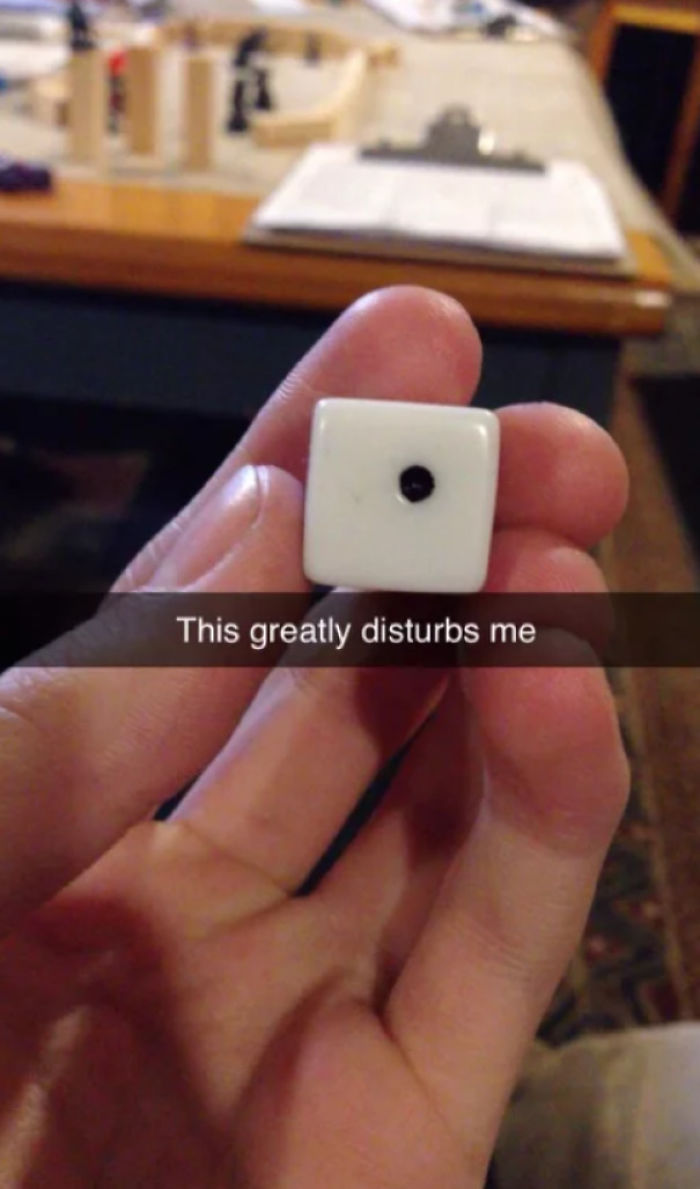 50 times people witnessed slightly annoying things, and just had to share
