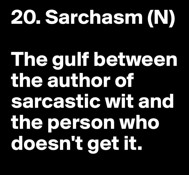 20 hilarious neologisms