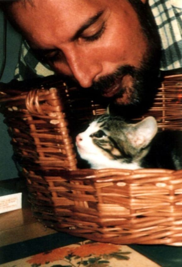 15 heart warming photos of freddie mercury and the cats he adored