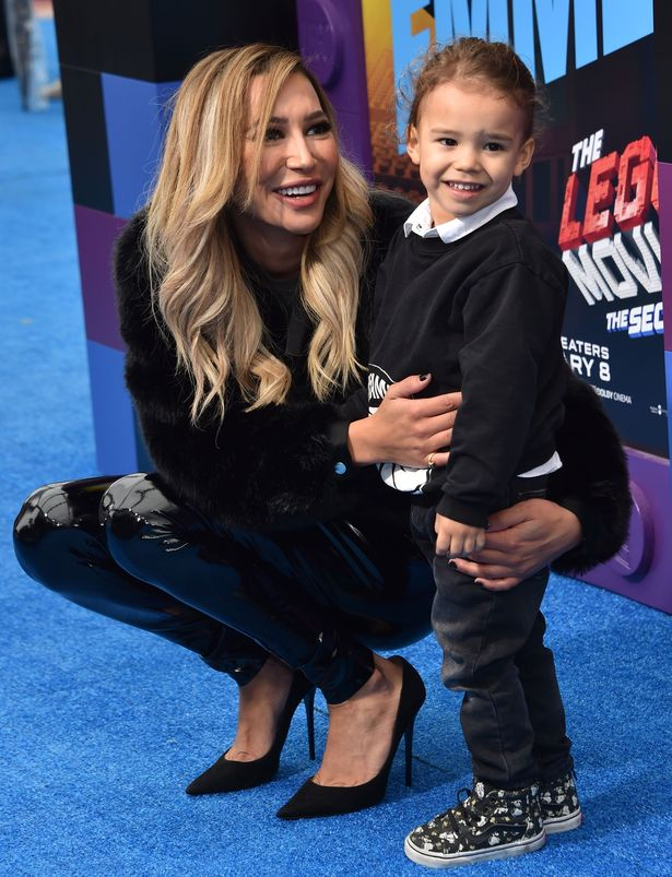 naya rivera used last of her energy to save her son say police