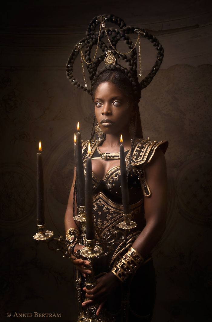people post photos of black women from fantasy photoshoots and the images are stunning (30 pics)
