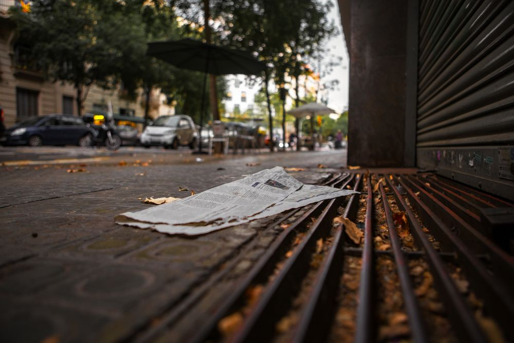 this city pays the homeless .25 an hour to pick up trash from the streets