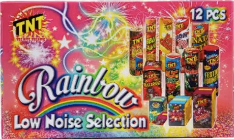you can now buy 'quiet fireworks' to keep scared pets safe on fireworks nights