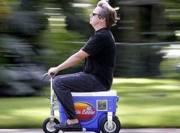 australian man on motorized beer cooler arrested for dui