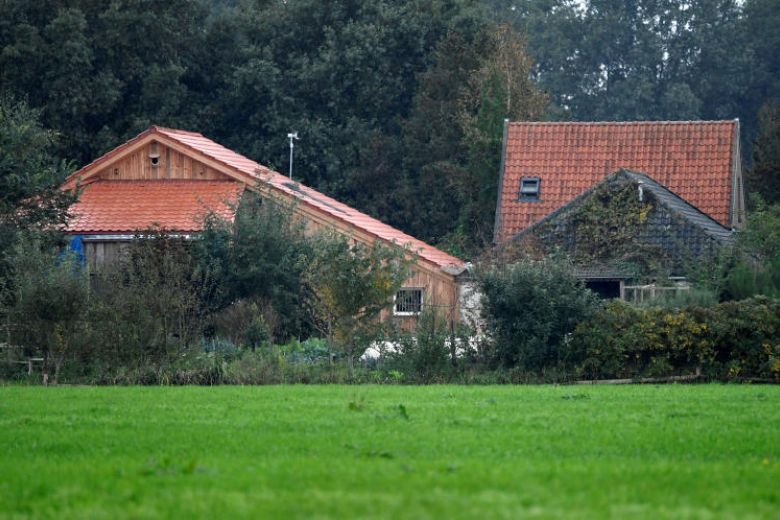 dutch family discovered in farm basement 'waiting for the end of time'